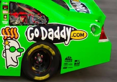 Get .com domain name from Godaddy