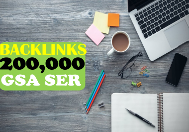 1st page on Google Blast 500,000 Seo Verified BACKLINKS Cracking Gsa Ser