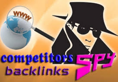 spy on your Competitors Backlinks../*/..
