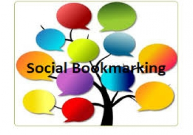 do over 200 Social Bookmarks for your website including lindexed submission, quality backlinks to