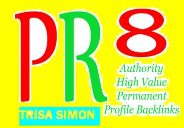 create over 100 High Pr Web 2,0 Profile Backlinks to your Website, Blog or Video