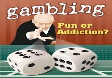 Gambling Dedicated Links DA Above 60 Homepage