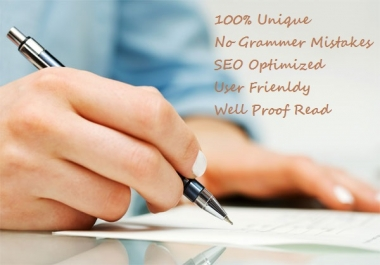I will Write Quality Web Content for Your Business Website, 500 Words