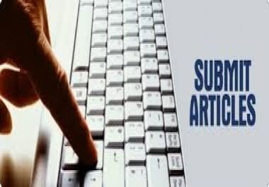 write an article and submit to 2 high PR directories for backlinks../*/..