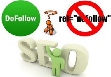I will manually create 10 Do Follow backlinks on high PR sites