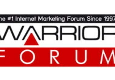 give you my signature link on Warrior Forum Forum for one month