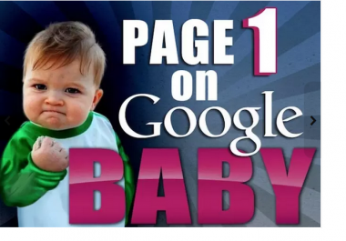 get your website on first 1st page of Google Guaranteed