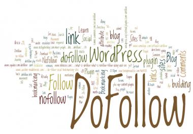Get you 5,000 High Quality do-follow backlinks