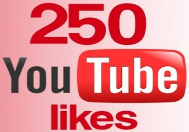 250+++ Real and Permanent youtube video likes