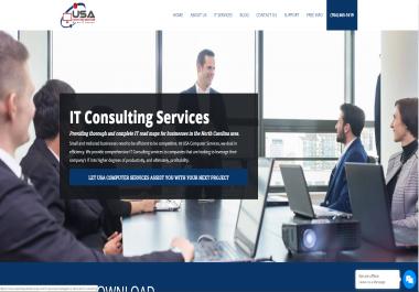 Create Professional Wordpress Website Responsive & Custom Design