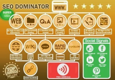 ***^^^I will do 1000 social media BOOKMARK backlinks to blogs  for seo ranking @@##