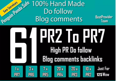 I will do Manually 61 PR7 To PR2 Do follow blog comments