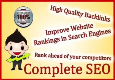 SEO RUSH:- FIRST PAGE ON GOOGLE