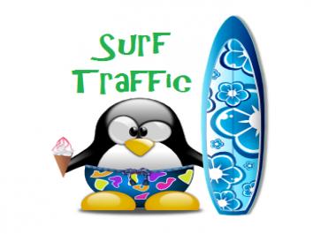 5000 Web Traffic Visitors Deal With FREE Bonus