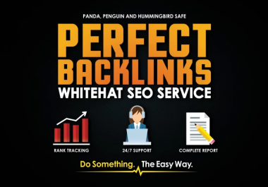 I will do Seo Skyrocket Your Website Ranking On Google Search
