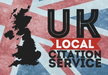 submit business details on TOP 80 UK CITATION SITES