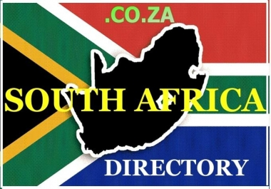 I will submit your business in 31 high Page rank south africa directory