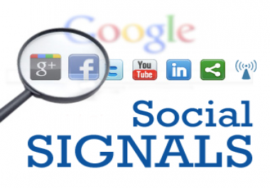 500+ social Signal Biggest and cheapest social signal at seoclerks