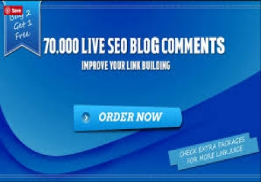 @@## I Will Do SEO 70,000 Blast Of Live Dofollow Blog Comments For Website Ranking Position,Unlimited urls & keywords accepted @@