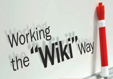 Create 4865+ Contextual Backlinks from 7000+ Unique high PR0-PR8 WIKI Sites