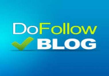 create 250 dofollow blog comment using my exclusive list..