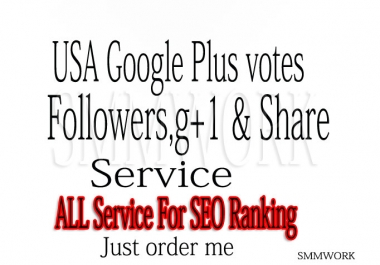 I Will Give U 350+Genuine Google +1 Plus One Vote Only