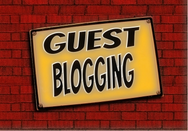 Publish Guest Post On High Authority DA39 PA44 Aged Blog