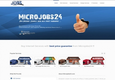 Bannerplaces on Microjobs24