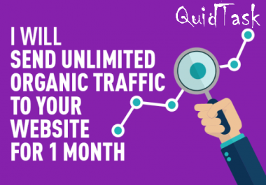 Unlimited 1 Month Traffic + 1000 Blog Posts with Sponsored Link