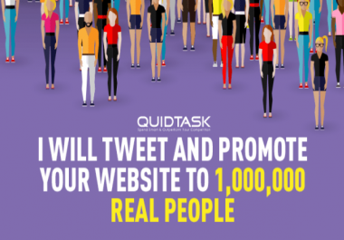 Perform Organic Twitter Promotion