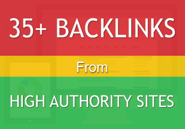 35 High PR Safe Seo Backlinks 2017 Best Results