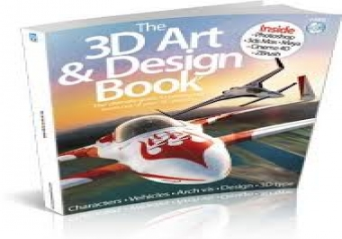 make 3D Book design with your cover..