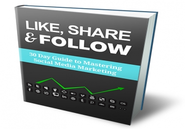 Mastering Social Media Marketing!