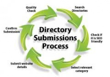 Provide You 50 Directory Submission  for $10