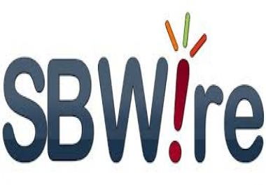 submit your Press Release to 5 sites can include SBWire...
