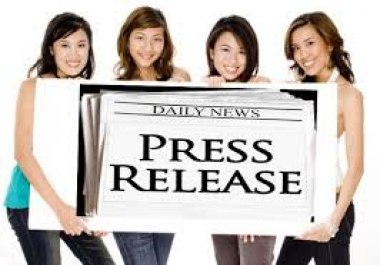 submit your press release to 24 high PR distribution network including PRBuzz..