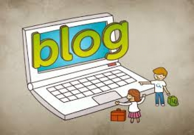 write an unique seo article and create 20 Blogs to get Google top ranking..