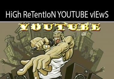 10000 Dripfed High Retention Monetizable Views