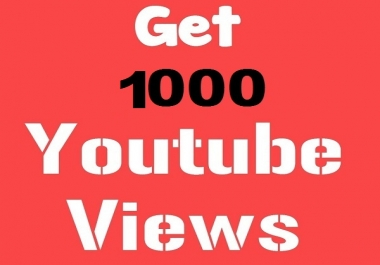 1000+ Safe High Retention YouTube Views With 10 Likes and 10 Subscribes