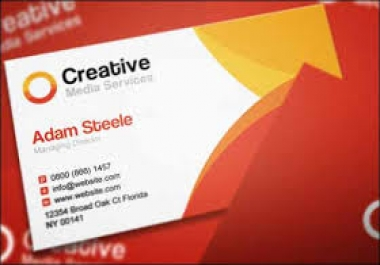 I will Design a business card and letterhead with print ready files