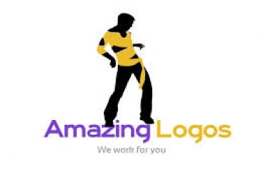 design an professional logo for your personal or business..