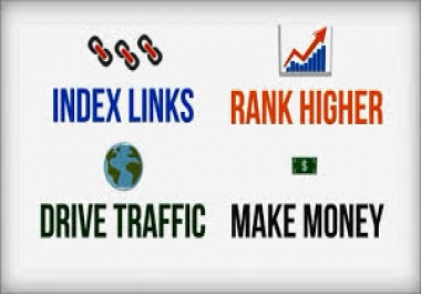Guaranteed Backlinks Indexing Service to Each URL entered will be submitted to 500