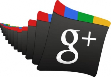 Get 200 USA Base Google Plus Circle Followers or 100 G+1 Votes For Website
