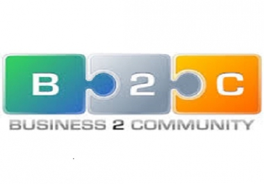Backlink from Business2community.com