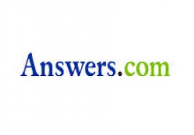 provide backlink from www.answers.com