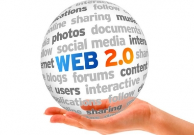 200 web 2 High Authority profile backlinks