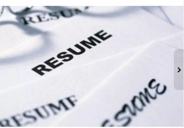 create or edit your resume, cover letter or Linkedin Profile