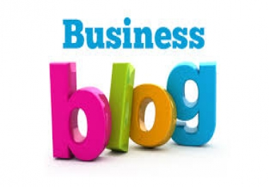 write and submit Guest Post on PR4 Business Blog..