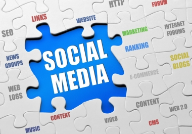 will do 1000 quality social backlinks  only for