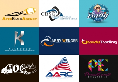 Create a killer, creative, unique and professional logo design